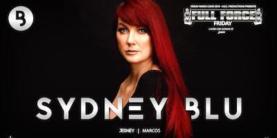 Sydney Blu at Full Force Friday