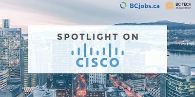 Tech Talent Meetup: Spotlight on Cisco