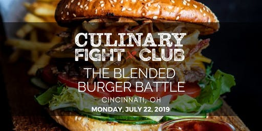 Culinary Fight Club - OHIO: The Blended Burger Battle