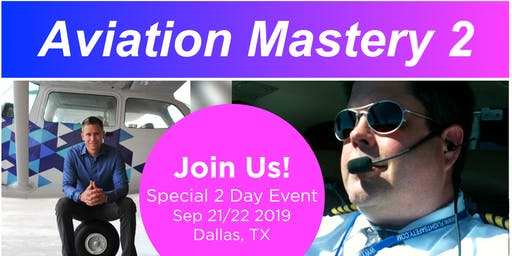 Aviation Mastery 2 with Jason Schappert(MzeroA.com) & Gary Reeves(PilotSafety.org)