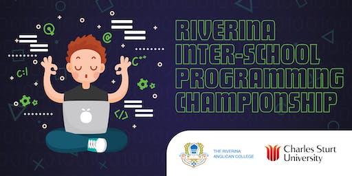 Riverina Inter-School Programming Championship