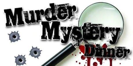 October Murder Mystery @ Sinclair's Restaurant tickets