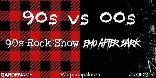 90s vs 00s - Warpedapalooza