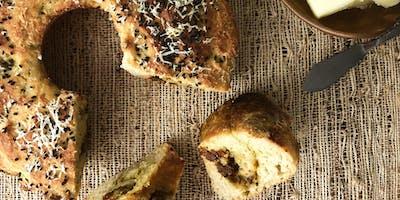 Baking Gluten-Free Filled Yeast Breads