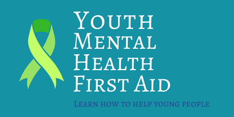 Youth Mental Health First Aid (YMHFA) Training tickets