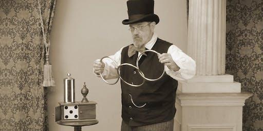 The Professor of Prestidigitation: Civil War Era Magic