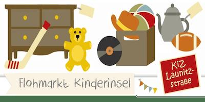 Flohmarkt Kinderinsel - Frühjahr 2019 - 6. April 14 -16 Uhr