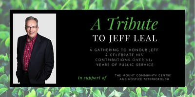 A Tribute to Jeff Leal