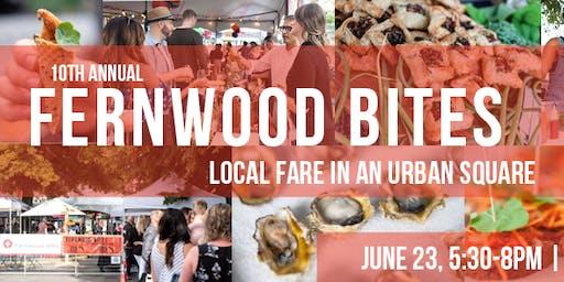 Fernwood Bites 2019