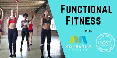 Get LOST with Stephanie - Functional Fitness