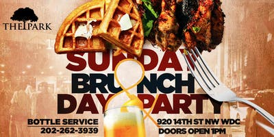 Sunday Brunch + Day Party at Park! | Dave & Ray