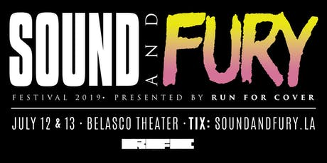 Sound and Fury 2019 tickets