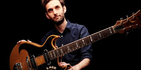An Evening with the Julian Lage Trio tickets