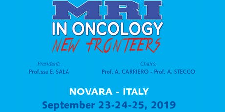 MRI IN ONCOLOGY biglietti