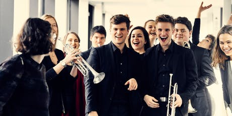 "Sound Utopias – 100th anniversary of the BAUHAUS art movement"" Live to Picture Show with The German National Youth Jazz Orchestra (BuJazzO) tickets"