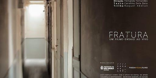 Mostra Cine Luz - FRATURA