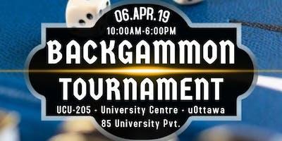 Backgammon Tournament