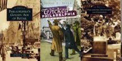 Meet the Author at the Pyramid Club: An Evening with Thomas Keels - Philadelphia Historian
