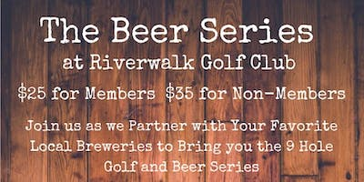 Riverwalk Golf Club Beer Series - Mike Hess Brewery