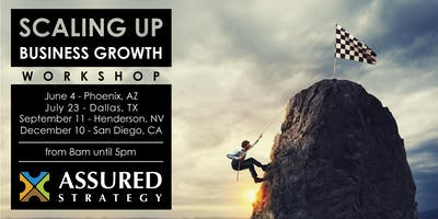 Scaling Up Business Growth Workshop - Henderson, NV