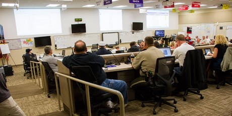 EOC Operations and Planning (MGT-346) tickets