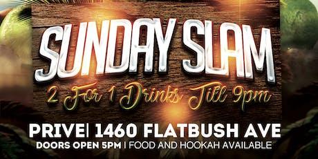 Sunday Slam Day Party tickets