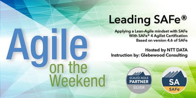 Agile of the Weekend: Leading SAFe 4.6 (SA) Certification