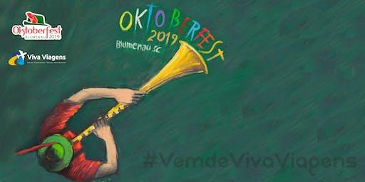 17/10 - Oktoberfest 2019 - Grupo com saída de Bauru e Ourinhos - Viva Viagens