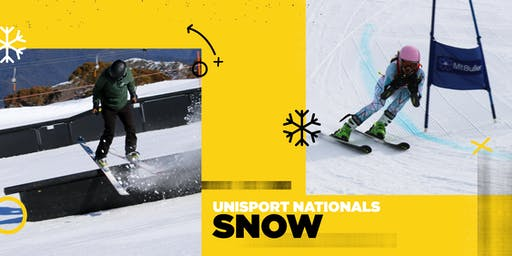 2019 Nationals: Snow - Team UNSW Selection Form