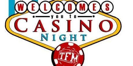 Stop, Drop, and Roll the Dice Casino Night tickets
