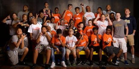 Orange Arrow Summer '19 Academy tickets