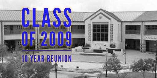 Pedro Menendez High School Class of 2009 Reunion