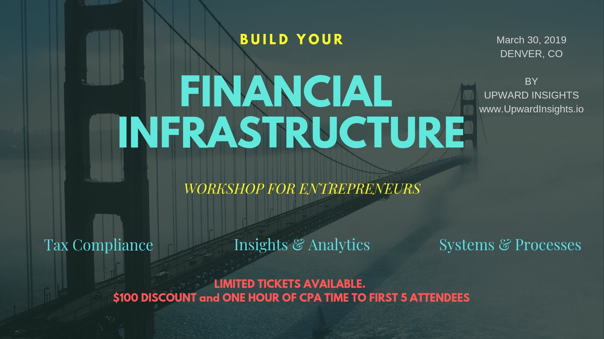 Workshop: Accounting and Financial Systems an