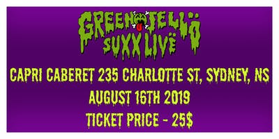 Green Jelly live in Sydney