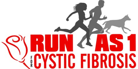 Run As 1 for Cystic Fibrosis - Mackay 2019 tickets