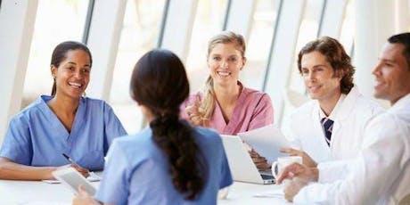 Diploma of Nursing Interviews - July 2019 intake - Box Hill Elgar and City campus tickets