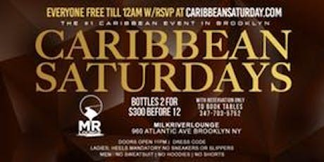 CARIBBEAN SATURDAYS AT MILK RIVER ( @TEAMINNO ) tickets