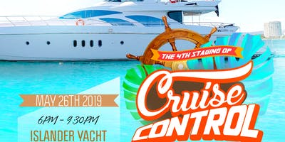 Cruise Control 4.0 (Memorial Weekend Boat Party in Seattle)