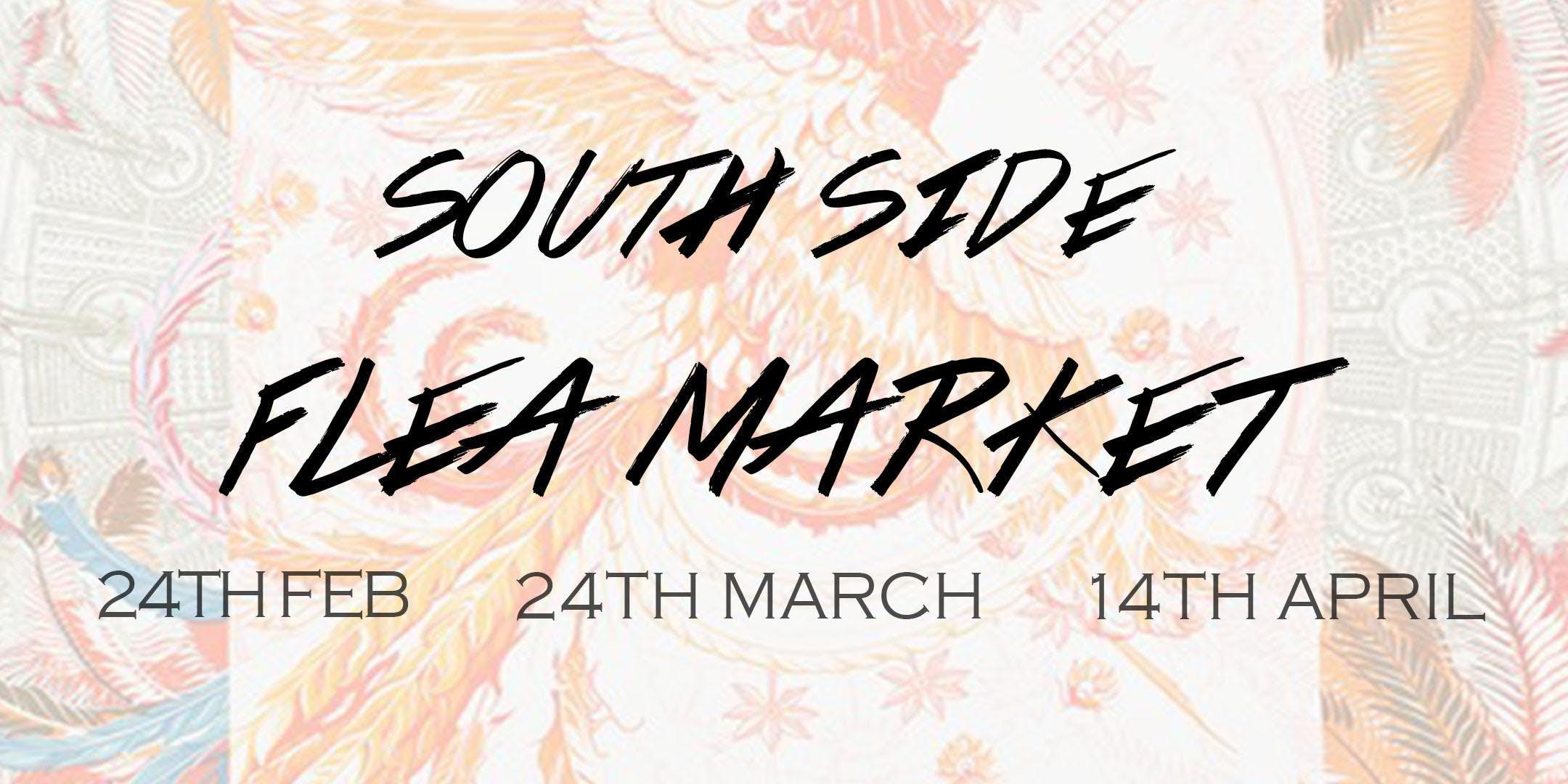 South Side Flea Market LOCATION SOUTH YARRA