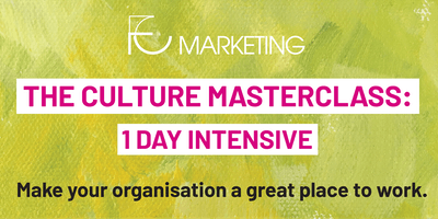 THE CULTURE MASTERCLASS: Sydney 1 Day Intensive