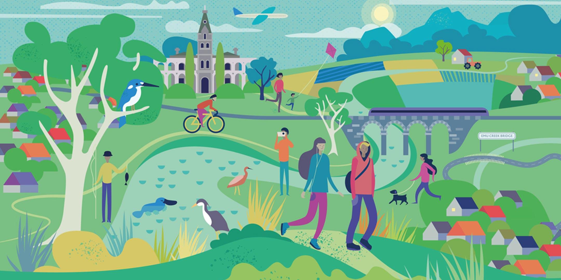 Sunbury's Water Future public workshop
