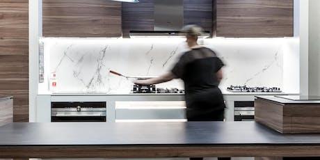 SIEMENS Pre purchase cooking demonstration @ Spartan - Torrensville tickets