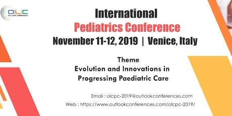 International Pediatrics Conference biglietti