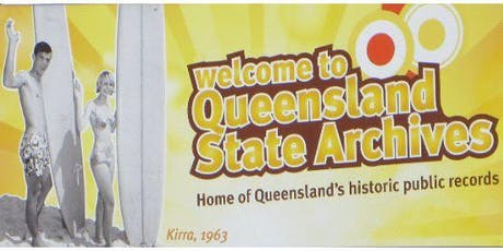 Bus trip to Queensland State Archives--2019 tickets