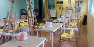 Art Admiration Day: art supplies sale, artisan fair, workshops