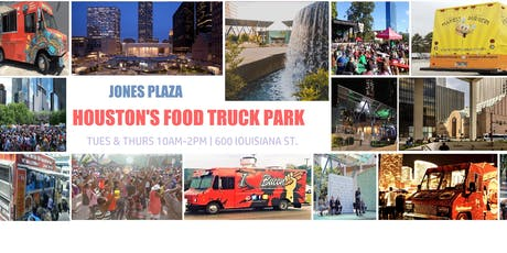 HOUSTON'S FOOD TRUCK PARK | JONES PLAZA DOWNTOWN tickets