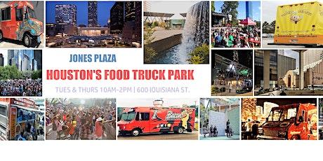HOUSTON'S FOOD TRUCK PARK | JONES PLAZA DOWNTOWN tickets