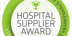 1. Hospital Supplier Award - Die Preisverleihung