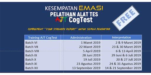 AJT CogTest - Test Interpretation Training