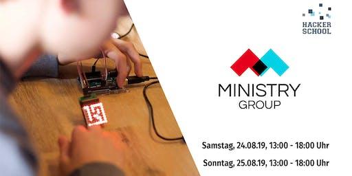 Hacker School Hamburg - SUMMER SESSION 2019